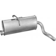 Глушитель Ситроен Берлинго (Citroen Berlingo) / Пежо Партнер (Peugeot Partner) 1.1i;1.4i;1.6i;1.8i;1.9D 96 (04.136) SKS
